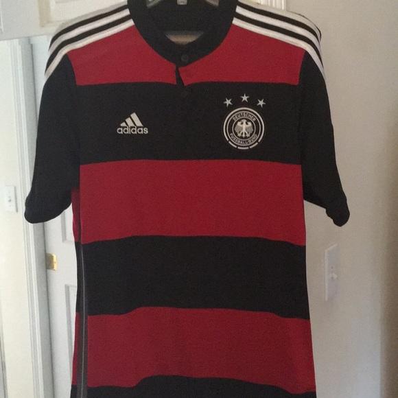 Adidas camisetas Alemania Soccer Jersey poshmark